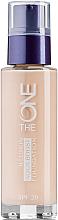 Парфюми, Парфюмерия, козметика Хидратиращ фон дьо тен - Oriflame The ONE Aqua Boost