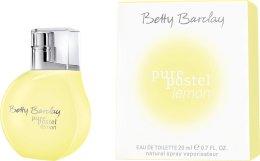 Парфюми, Парфюмерия, козметика Betty Barclay Pure Pastel Lemon - Тоалетна вода
