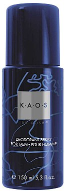 Gosh Kaos - Дезодорант — снимка N1
