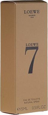 Loewe 7 Loewe - Тоалетна вода (мини)  — снимка N2