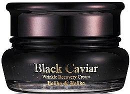 Парфюми, Парфюмерия, козметика Крем за лице, с екстракт от черен хайвер - Holika Holika Black Caviar Anti-Wrinkle Cream (мостра)