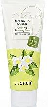 Парфюми, Парфюмерия, козметика Почистваща пяна за лице - The Saem Healing Tea Garden Green Tea Cleansing Foam