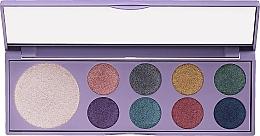 Парфюмерия и Козметика Палитра сенки за очи - Doll Face 9-Shade Face & Eye Palette