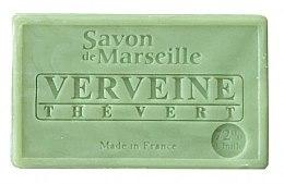 """Парфюмерия и Козметика Натурален сапун """"Върбинка"""" - Le Chatelard 1802 Verbena Soap"""
