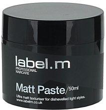 Парфюми, Парфюмерия, козметика Матова паста за коса - Label.m Matt Paste