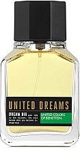 Benetton United Dreams Dream Big For Men - Тоалетна вода — снимка N2