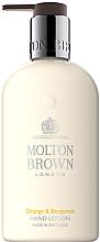 Парфюмерия и Козметика Molton Brown Orange & Bergamot Hand Lotion - Лосиони за ръце