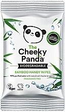 Парфюми, Парфюмерия, козметика Мокри кърпички за ръце - The Cheeky Panda Biodegradable Bamboo Handy Wipes