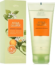 Парфюмерия и Козметика Maurer & Wirtz 4711 Acqua Colonia Mandarine & Cardamom - Душ гел