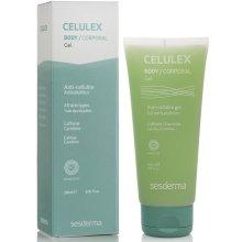 Парфюми, Парфюмерия, козметика Антицелулитен гел - SesDerma Laboratories Celulex Anti-Cellulite Gel