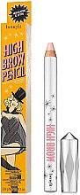 Парфюмерия и Козметика Молив-хайлайтър за вежди - Benefit High Brow a Brow Lifting Pencil