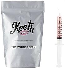 """Парфюмерия и Козметика Комплект пълнители за избелване на зъби """"Малина"""" - Keeth Raspberry Refill Pack"""