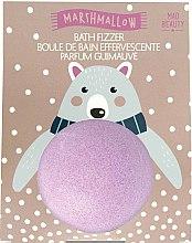 "Парфюми, Парфюмерия, козметика Бомбичка за вана ""Полярна мечка"" - Mad Beauty I Love Christmas Bath Fizzer Polar Bear"
