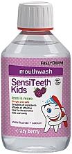 Парфюмерия и Козметика Вода за уста - Frezyderm SensiTeeth Kids Mouthwash