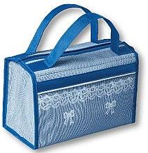 Парфюми, Парфюмерия, козметика Козметична чанта, 96426, синя - Top Choice