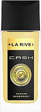 Парфюмерия и Козметика La Rive Cash - Парфюмен дезодорант