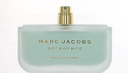 Парфюмерия и Козметика Marc Jacobs Decadence Eau So Decadent - Тоалетна вода (тестер без капачка)