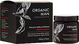 Парфюмерия и Козметика Възстановяващ пилинг за мъже - Organic Life Dermocosmetics Man