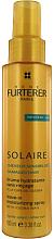 Парфюмерия и Козметика Овлажняващ спрей за коса след слънце - Rene Furterer Solaire Leave-In Moisturizing Spray