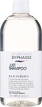 Парфюмерия и Козметика Шампоан за всеки тип коса - Byphasse Back To Basics Just Shampoo