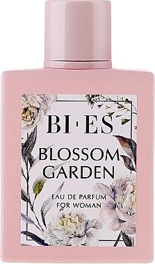 Bi-es Blossom Garden - Комплект (парф. вода/100ml + душ гел/50 ml + парфюм/12ml) — снимка N4