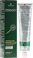 Парфюмерия и Козметика Безамонячна трайна крем боя за коса - Schwarzkopf Professional Essensity Permanent Colour