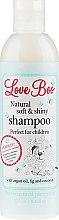 Парфюмерия и Козметика Нежен шампоан за коса - Love Boo Natural Soft And Shiny