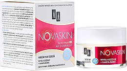 Парфюми, Парфюмерия, козметика Дневен овлажняващ крем за лице 40+ - AA Cosmetics Novaskin Day Cream