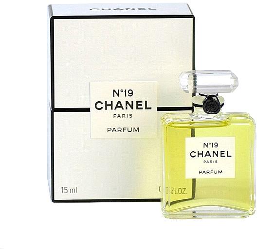 Chanel N19 - Парфюм