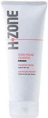 Пилинг против косопад - H.Zone Bagno Peeling Prevento — снимка N1