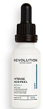 Парфюмерия и Козметика Интензивен пилинг за суха кожа - Revolution Skincare Intense Acid Peel For Dry Skin
