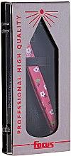 Парфюми, Парфюмерия, козметика Пинцет за вежди с неръждаема стомана, розов - Focus Tweezers Sublime
