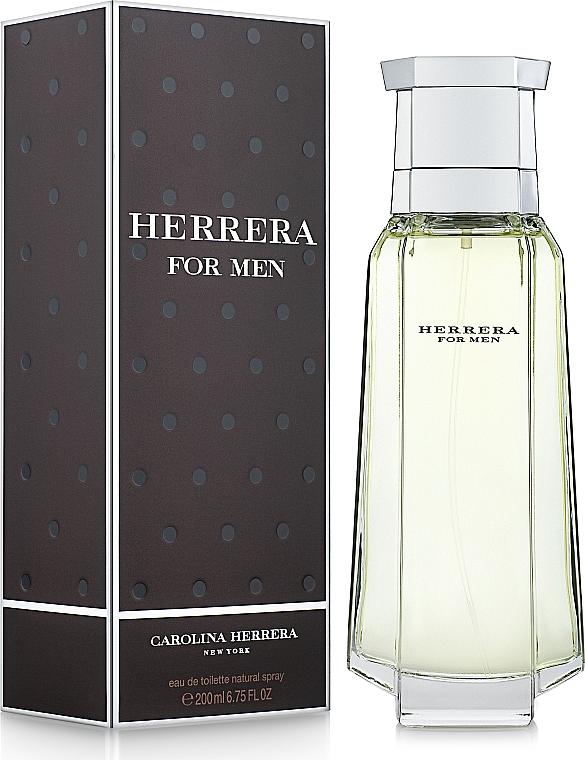 Carolina Herrera Herrera for men - Тоалетна вода — снимка N2