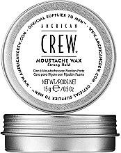 Парфюмерия и Козметика Восък за мустаци със силна фиксация - American Crew Official Supplier to Men Moustache Wax Strong Hold