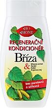 "Балсам за коса ""Бреза"" - Bione Cosmetics Birch Hair Conditioner — снимка N1"