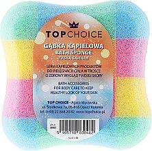 """Парфюми, Парфюмерия, козметика Гъба за баня """"квадрат"""" 30482, разноцветна - Top Choice"""