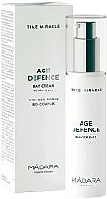 Парфюмерия и Козметика Дневен крем за лице - Madara Cosmetics Time Miracle Age Defence