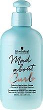 Парфюмерия и Козметика Текстуриращ крем за коса - Schwarzkopf Professional Mad About Curls Twister Definition Cream