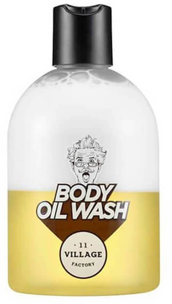 Душ масло - Village 11 Factory Relax Day Body Oil Wash — снимка N1
