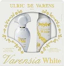 Парфюмерия и Козметика Ulric De Varens Varensia White - Комплект (парф. вода/50ml + дезод./125ml)