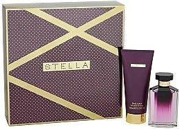 Парфюми, Парфюмерия, козметика Stella McCartney Stella - Комплект (парф. вода/50ml + лосион за тяло/100ml)