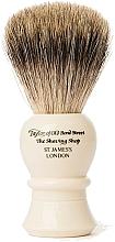 Парфюмерия и Козметика Четка за бръснене, P2235 - Taylor of Old Bond Street Shaving Brush Pure Badger size L