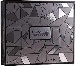 Парфюмерия и Козметика Trussardi Riflesso - Комплект (тоал. вода/50ml + душ гел/100ml)