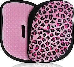 Парфюми, Парфюмерия, козметика Четка за коса - Tangle Teezer Compact Styler Pink Kitty Mobile Brush