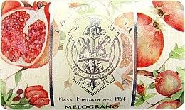 """Сапун """"Нар"""" - La Florentina Pomegranate Bath Soap — снимка N1"""