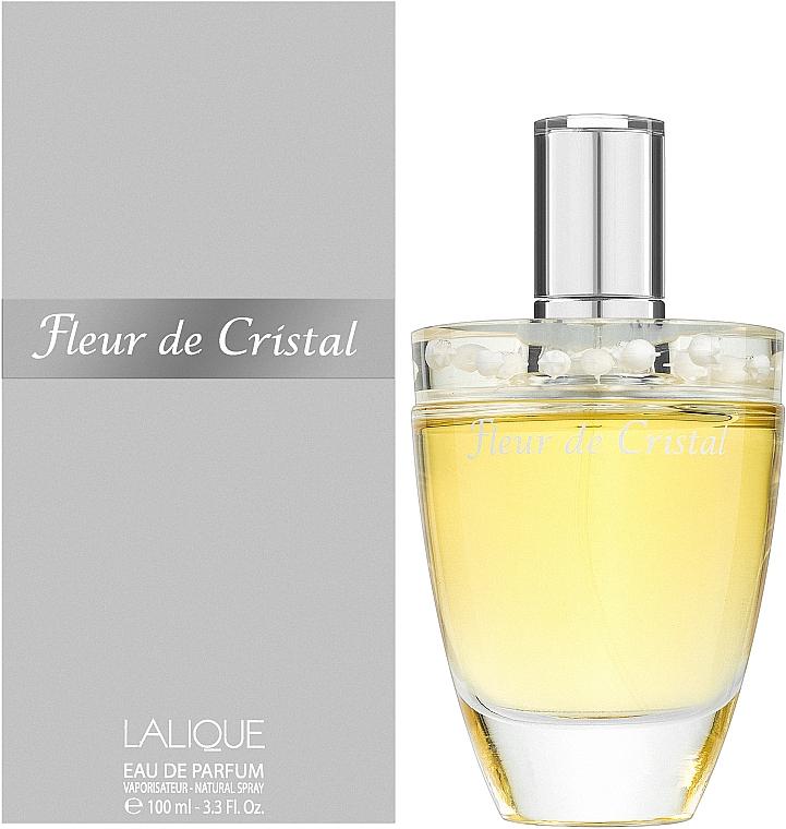 Lalique Fleur de Cristal - Парфюмна вода — снимка N2