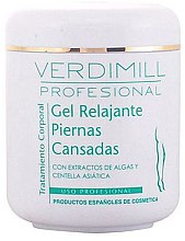 Парфюмерия и Козметика Успокояващ гел за крака - Verdimill Professional Relaxing Gel