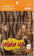 Парфюми, Парфюмерия, козметика Двустепенна грижа за лице-Глинена маска + Хидратираща памучна маска - Oerbeua 2 Step Hydrating Mask