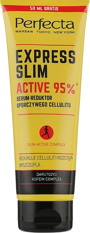 Възстановяващ серум против целулит - Perfecta Express Slim Active 95% Serum-Reduktor