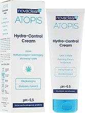 Парфюми, Парфюмерия, козметика Хидратиращ крем за лице и тяло - Novaclear Atopis Hydro-Control Cream